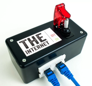 kill switch for the internet